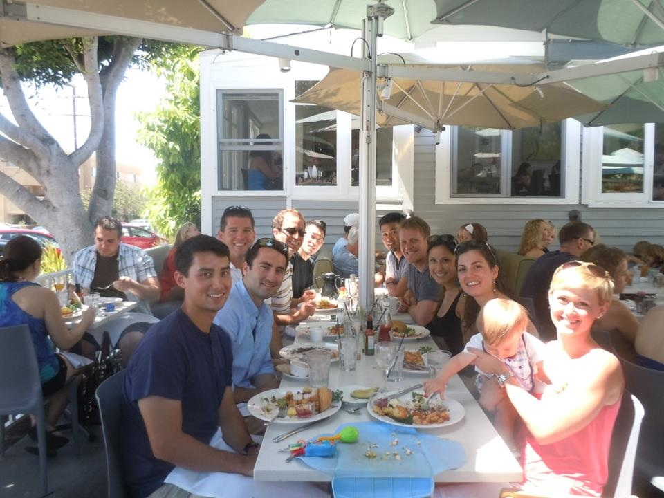 brunch at the cottage in la jolla san diego mimosa maven rh mimosamaven wordpress com